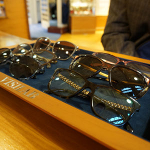 Moderne Brillen - Testbericht Optiker VISILAB Brillen in Zürich