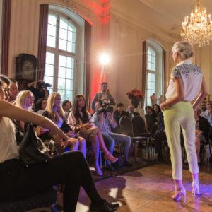 Modeschau Jungdesigneraward Les Diamonds d'Haute Couture in Luzern