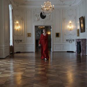 Modeschau – Les Diamants d`Haute Couture in der Villa St.Charles Hall Luzern