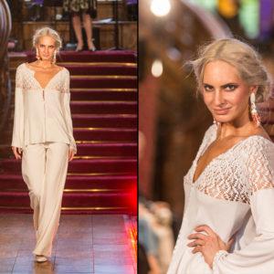 Modeschau Les Diamonds d'Haute Couture in Meggen