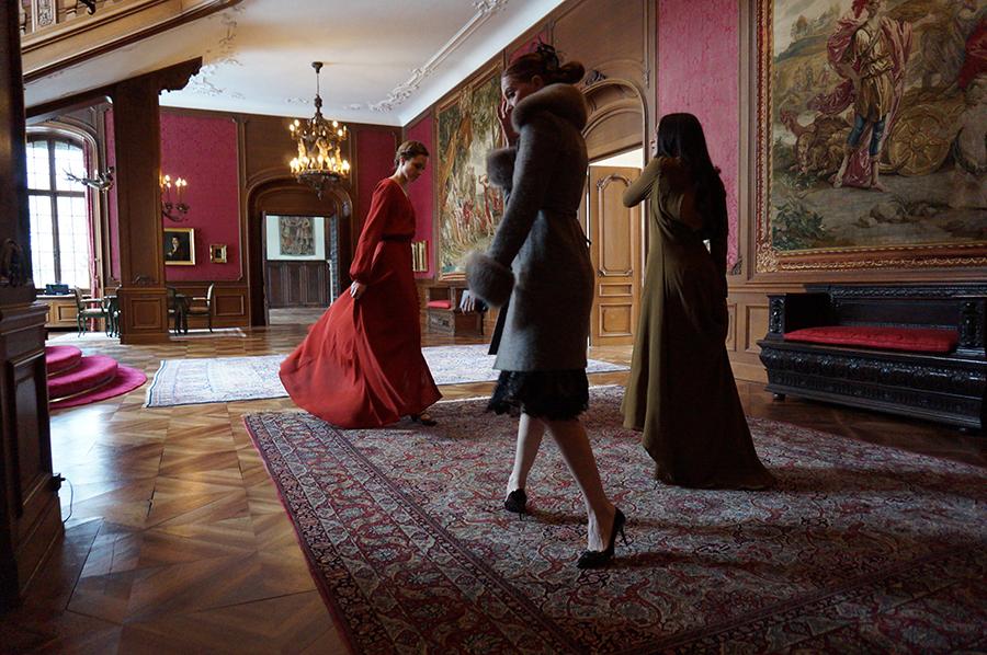 Modeschau Luzern – Les Diamants d`Haute Couture