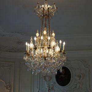 Modeschau und Jungdesigneraward Les Diamonds d'Haute Couture in Luzern