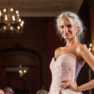 Modeschau und Jungdesigneraward Les Diamonds d'Haute Couture in Meggen