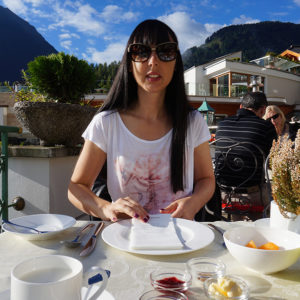 Morgenessen – Stock Resort 5 Sterne Hotel im Tirol