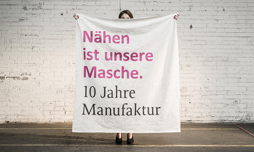 Die Manufaktur Nähen in St. Gallen
