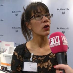 Najat Zinbi Dr Hauschka blickfang Zürich