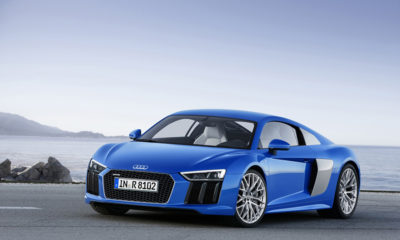 Neue Audi R8: Sportliche Speerspitze noch schärfer