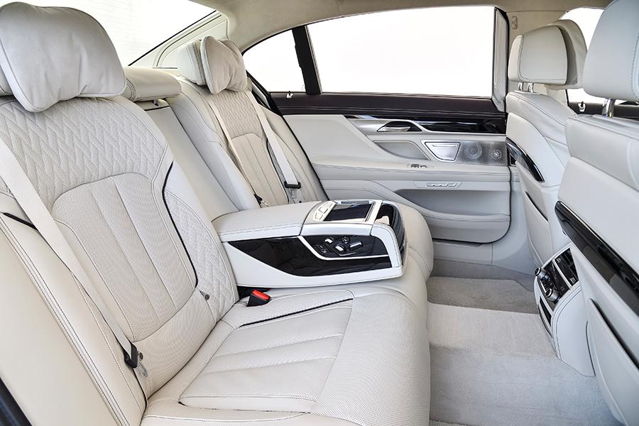 Neuer BMW M760Li XDrive Luxuslimousine Markantes Statement