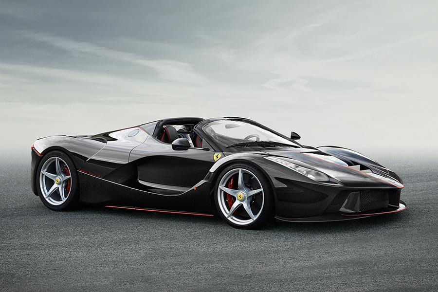 Neuer Ferrari Laferrari in limitierter Sonderserie ausverkauft - Autosalon