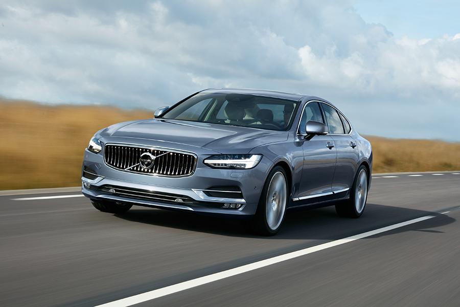 Neuer Volvo S90 - Premium-Limousine feiert seine Weltpremiere