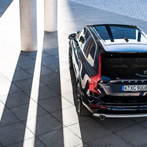 Neuer Volvo XC90 - Bühne frei für den Shootingstar
