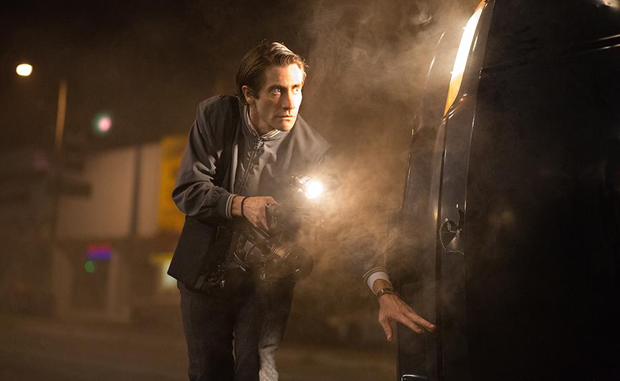 Nightcrawler Blu-ray Verlosung - Jake Gyllenhaal