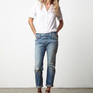 ORIGINAL BLUE JEANS - LEVI'S 501 im Fashion Blog