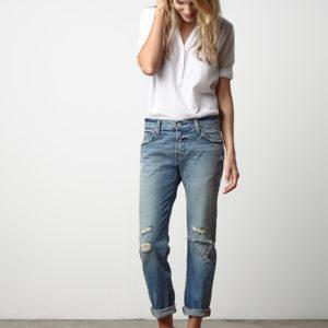 ORIGINAL BLUE JEANS - LEVI'S 501 im Fashionpaper