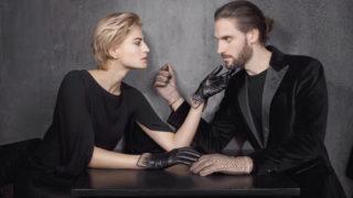 Otto Kessler Handschuhe sind nicht nur für den Catwalk