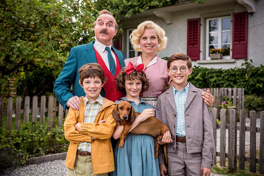 PAPA MOLL kommt ins Schweizer Kino