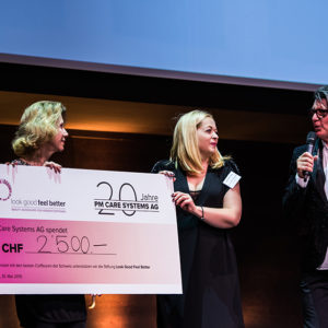 Paul Mitchell Schweiz feierte sein 20-jähriges Bestehen im Zürcher Club Aura