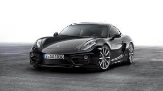 Porsche Cayman Black Edition - In edlem Schwarz - Lifestyle Magazin
