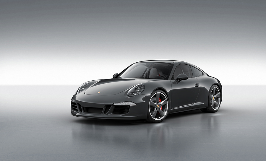 911 Carrera 4S Exclusive Swiss Edition – Exterieur