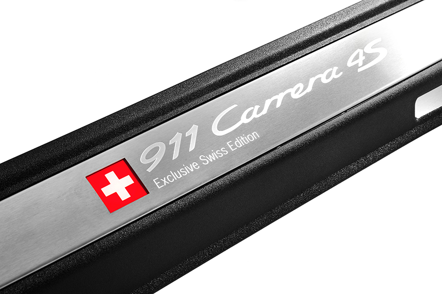 porsche schweiz 911 carrera 4s exclusive swiss edition. Black Bedroom Furniture Sets. Home Design Ideas