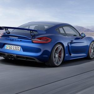 Porsche Schweiz verkauft Porsche Cayman GT4 für CHF 104'700