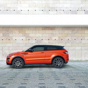 Range Rover Evoque mit neuem Topmodell