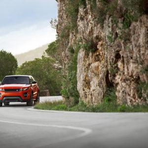 Range Rover Evoque Modell