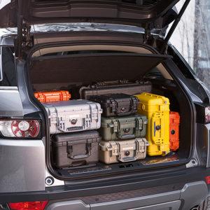 Range Rover Evoque 2015 Autobiography - Kofferraum