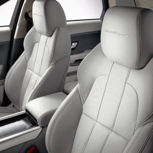 Range Rover Evoque Autobiography Innenraum 2015