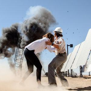 Rebecca Hall - Verlosung: Bluray «Transcendence» zu gewinnen
