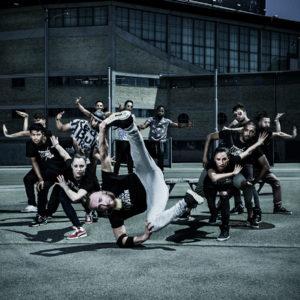 Red Bull Flying Illusion - Spektakuläre Breakdance-Show vor ausverkauften Rängen
