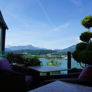 Restaurant Scala - Hotel Montana Luzern