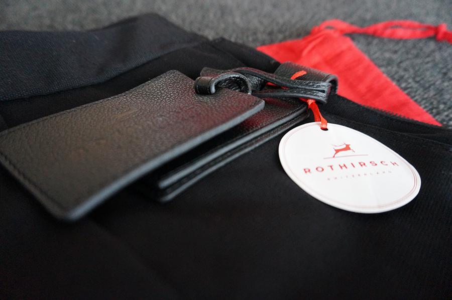 Testbericht Rothirsch mit tollen Produkte - Tasche Cotton Canvas