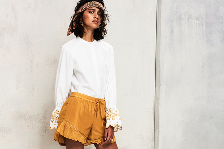 SCOTCH & SODA Frühling – Sommer 2018 Kollektion | FASHIONPAPER ...