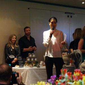 Shirley Amberg - Cookinesi der Foodblog von Zoe Torinesi feierte sein Jubiläum