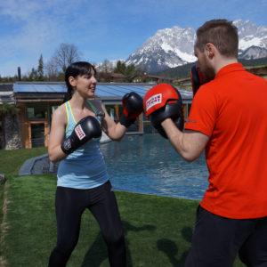 Sport im Stanglwirt Bio- und Wellnesshotel in Tirol