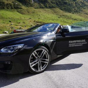 Testbericht – Stock Resort BMW für Gäste 5 Sterne Hotel im Tirol