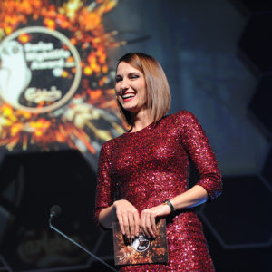 Zoe Torinesi - 5. Swiss Nightlife Award - Beste Clubs und DJs