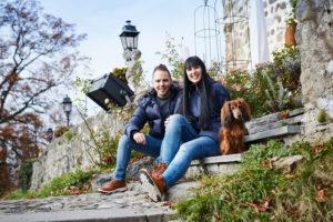 Testbericht: Ein schöner Wandertag im Herbstlaub mit Teva Arrowood Lux Mid - Outdoor Look