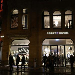 Tommy Hilfiger eröffnete Anchor Store in Berlin