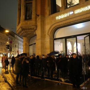Tommy Hilfiger eröffnete in Berlin den Anchor Store