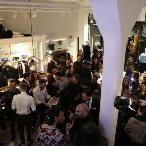 Tommy Hilfiger VIP eröffnete in Berlin den Anchor Store