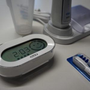 Tutorial Oral-B elektrische Zahnbürste Bluetooth®-Technologie