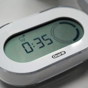 Tutorial Oral-B Zahnbürste Bluetooth®-Technologie