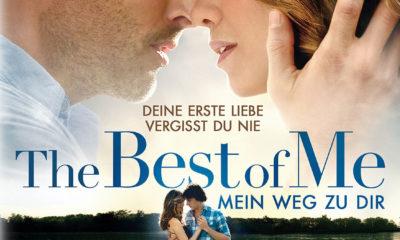 Verlosung: 5 Blurays «The Best of Me» zu gewinnen
