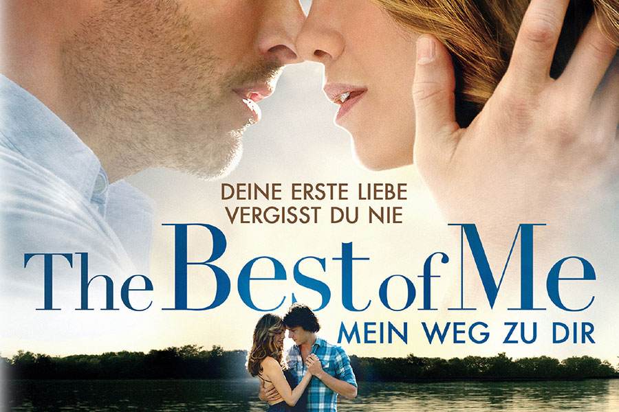 Verlosung: 5 Blurays «The Best of Me» zu gewinnen