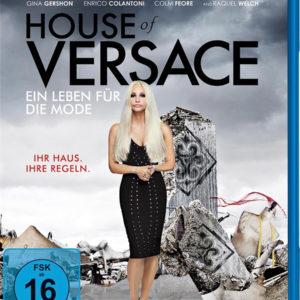 Verlosung - Bluray House of Versace gewinnen