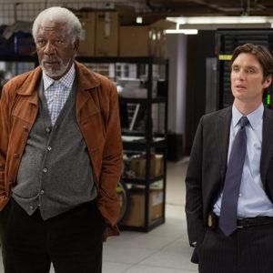 Verlosung: Bluray «Transcendence» zu gewinnen - Freeman und Murphy