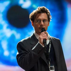Verlosung: Bluray «Transcendence» zu gewinnen - Johnny Depp
