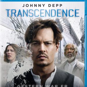 Verlosung: Bluray «Transcendence» zu gewinnen!